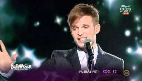 Eurovision Puskás