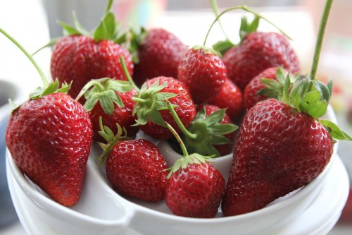 Chino strawberries