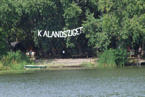 Tisza-tó körül